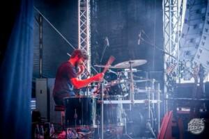 Schlagzeuglehrer Robert Fischer, Kreativhaus Schule fuer Musik und Kunst, Frankfurt